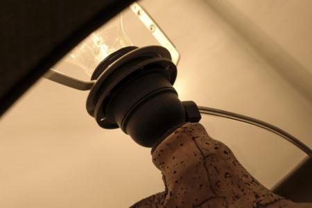 Dom Perignon Ruinart Moet e Chandon lampada